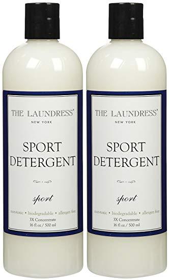 The Laundress Sport Detergent, Sport, 16 oz-2 pack